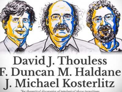 诺贝尔物理学奖得主推翻拓朴原理 揭露物质的秘密