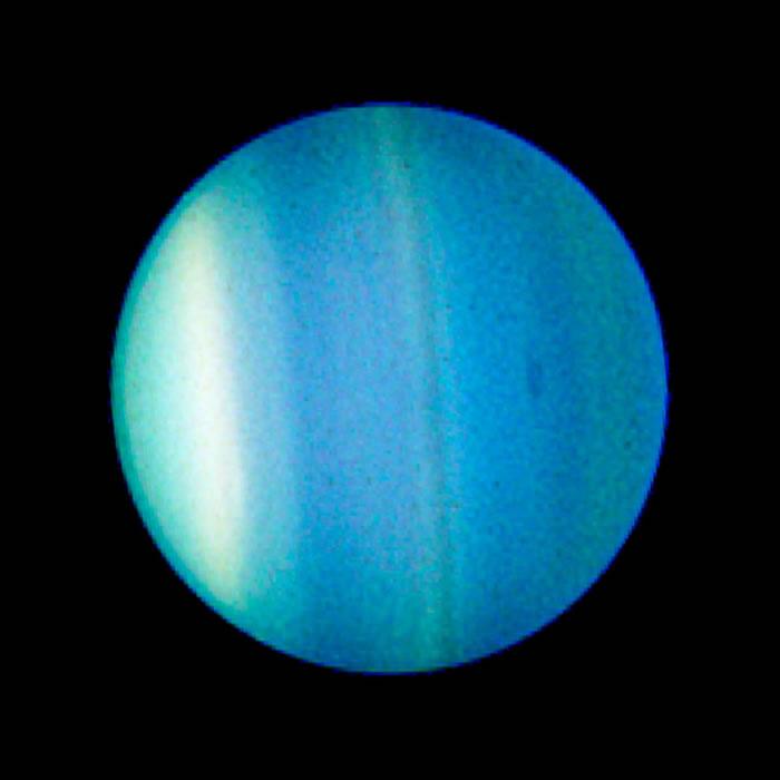 2016年10月15日天王星冲日