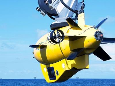 美国洛歇马丁公司把电影情节变成现实 3架无人机海空协作执行侦察任务
