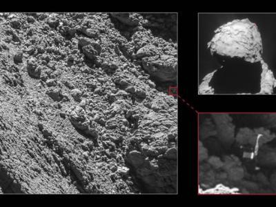 第一个环绕彗星的探测器罗赛塔号为人类带来哪些重大发现?