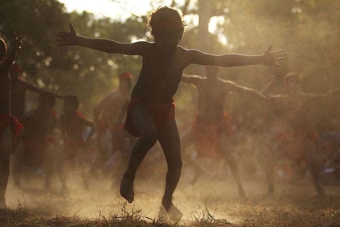 澳大利亚土著是地球上最古老的具有延续性文明 7.2万年前从非洲迁移