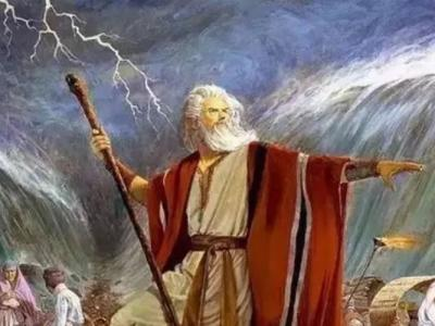 """""""摩西分红海""""或非虚构 红海海底发现埃及古物"""