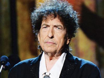 """美国""""摇滚民歌之父""""卜戴伦(Bob Dylan)破天荒夺诺贝尔文学奖"""