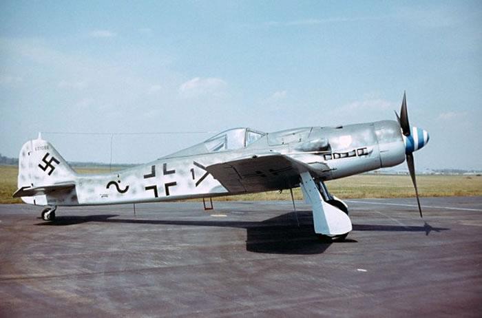 二战纳粹战机FW 190