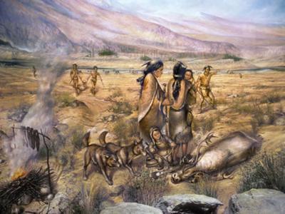 澳大利亚内陆水源相对集中是史前人类能够在这片大陆广泛分布的关键