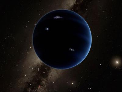 太阳系行星轨道倾斜 第9大行星导致?