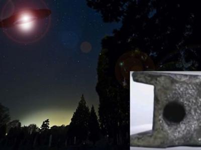 罗马尼亚穆列什河岸出土的25万年前金属铝块 或证外星人曾到地球