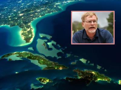 """百慕大三角之谜新解:美国气象学家提出""""六边形怪云""""是元凶"""