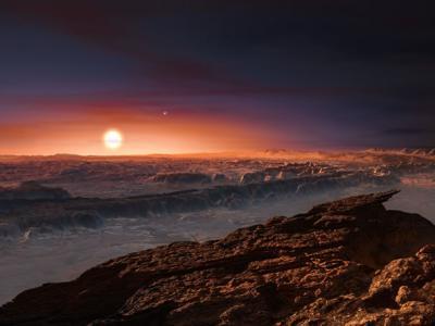 Proxima b(比邻星b)的气候、环境很可能孕育出生命