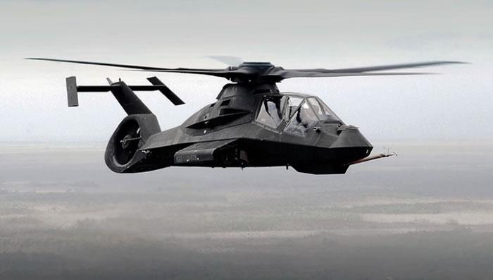 RAH-66卡曼契武装侦察直升机是取消的项目之一。