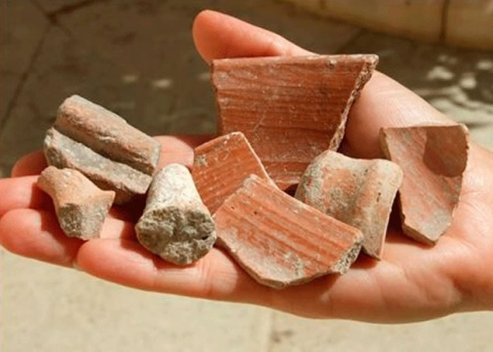 考古学家发现的历史文物,与第一圣殿存在时间相若。