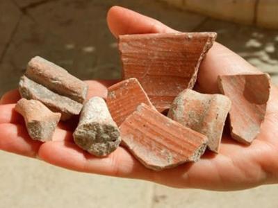 考古学家首次在以色列圣殿山发现陶器碎片 或证所罗门王圣殿存在