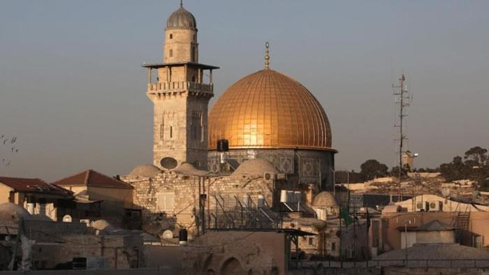 在岩顶圆顶寺(图)附近发现的历史文物,或可证明所罗门神殿的存在。