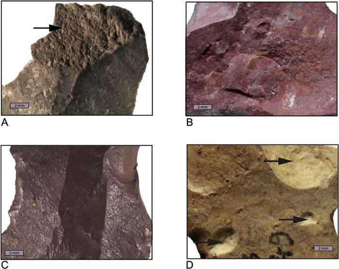 7万年前非洲原始居民已有能力利用热处理技术来制造石器
