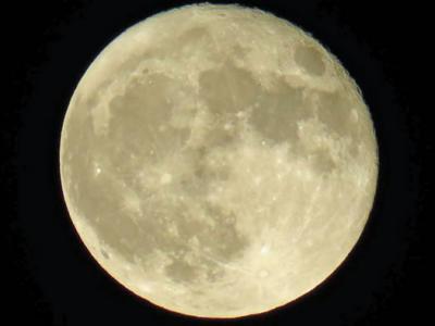 2016年11月14日超级月亮