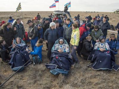 美日俄三位太空人首次在太空中完成DNA定序