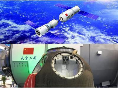中国天舟一号货运飞船明年发射 为天宫二号补给