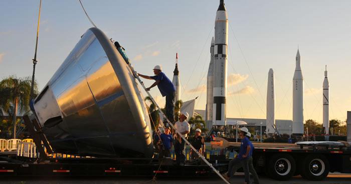 NASA积极测试猎户座飞船 将在2018年发射