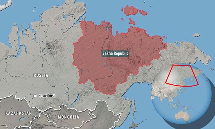 俄罗斯西伯利亚的永冻土中发现2只距今3万年前的小穴狮尸体