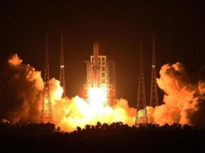 长征五号运载火箭发射前惊现两故障 首飞险失败