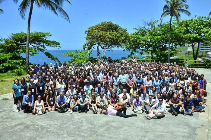 第14届国际孢粉学暨第10届国际古植物学联合大会在巴西召开