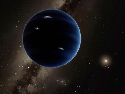 太阳奇异倾斜 第九行星存在?