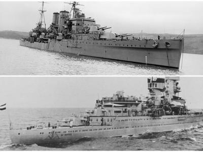 印尼爪哇海二战军舰残骸不翼而飞 疑遭非法打捞