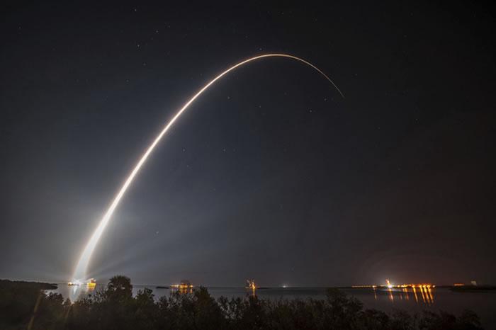 NASA迄今最强气象卫星GOES-R搭Atlas V火箭发射升空