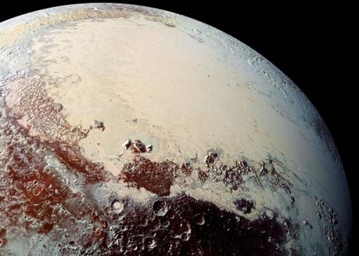学者指冥王星地底下,或潜藏巨大海洋。