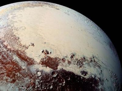 冥王星地底或潜藏着一片巨大海洋