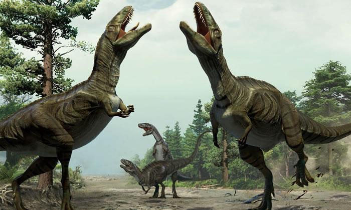 科学家正在破解恐龙如何交配的谜题