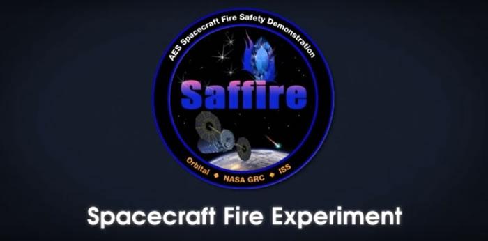 Saffire放火实验旨在研究火焰在微重力环境下如何扩散,以设计出更安全的太空船。
