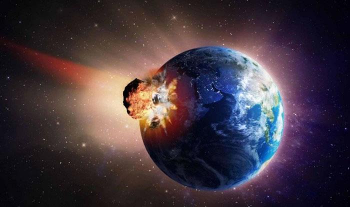 希克苏鲁伯撞击坑是6600万年前发生在墨西哥尤卡坦半岛且导致恐龙灭绝的一次小行星撞击事件产生的被埋藏残留物