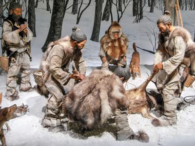 史前日本墓穴表明狗仍然是远古人类最好的狩猎伙伴