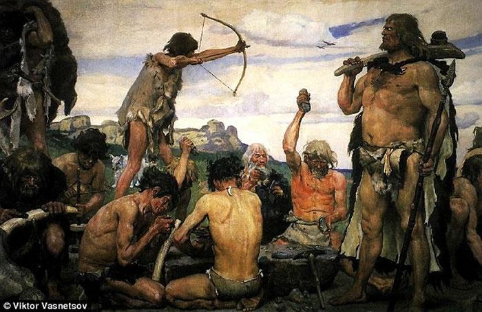 欧洲洞狮的灭绝可能与原始人类的仪式有关