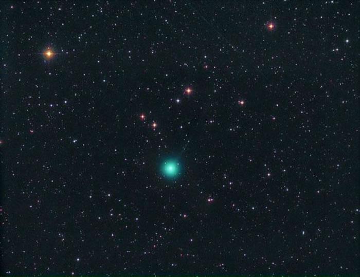 NASA发现两颗天体:2016 WF9极有可能成为彗星 另一个命名为C/2016 U1彗星
