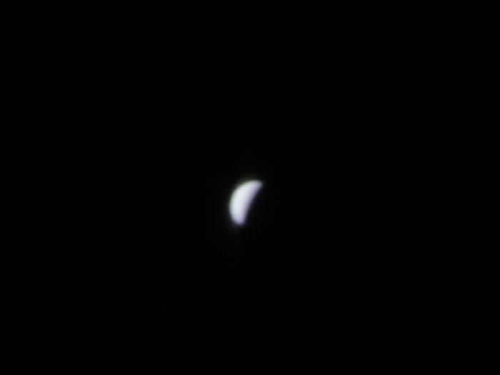 2007年1月12日金星东大距