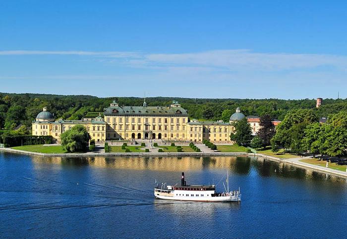瑞典皇宫闹鬼 王后说这些小鬼们很有善