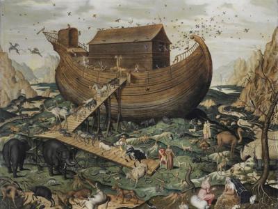 十七世纪科学家从物理学角度解释《圣经》提到的奇迹和异象:彗星造成诺亚洪水?