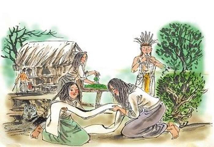 河南贾湖遗址发现蚕丝蛋白残留物 8500年前贾湖人类或已会养蚕织绸