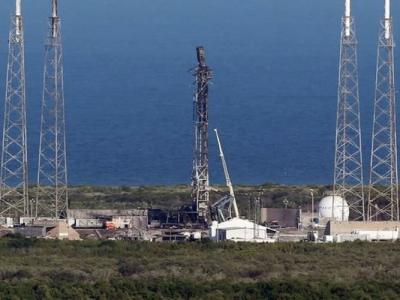 SpaceX火箭爆炸完成调查 冀再发射升空