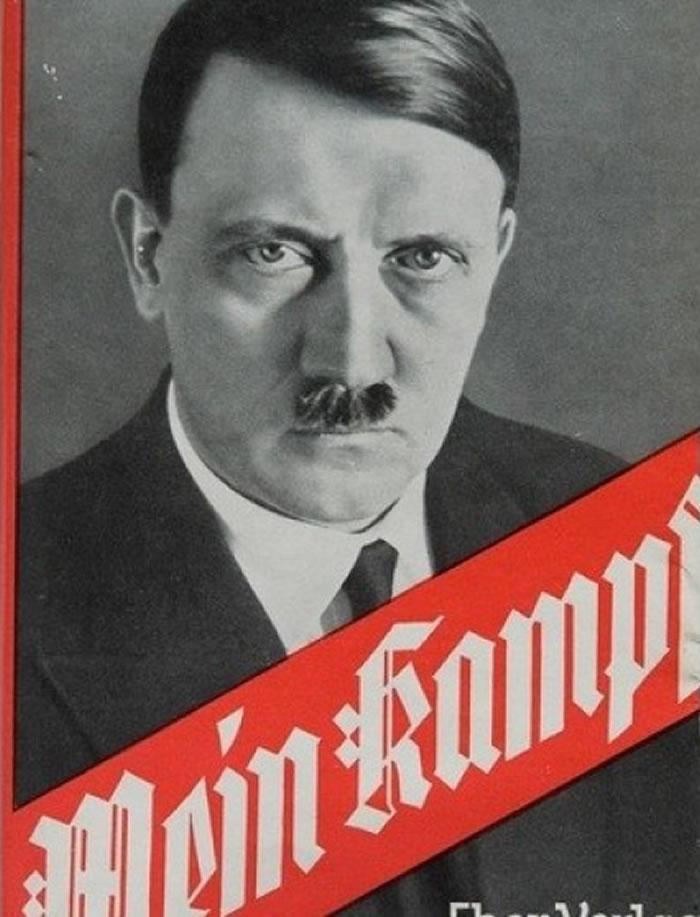 原装《我的奋斗》在德国一直被列为禁书。