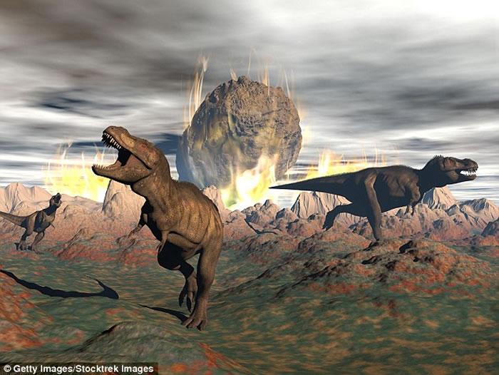 0.66亿年前小行星碰撞地球造成的黑暗寒冷环境或许才是导致恐龙灭绝的真实原因