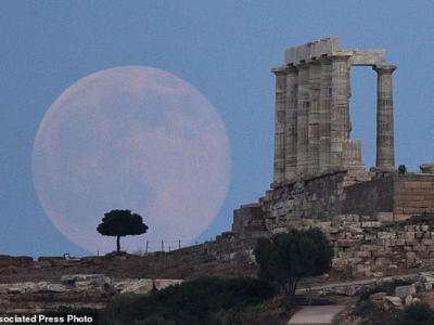 科学家测定月球有45.1亿岁 比早前估计老