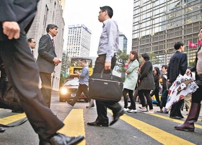 不少打工仔均渴望升职加薪。