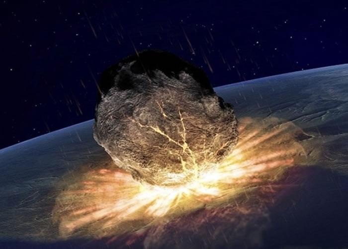 不少人担心小行星会撞上地球,导致世界末日。