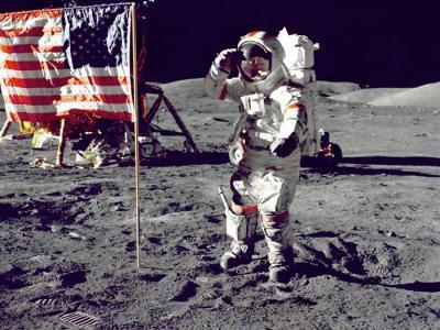 美国NASA公布:最后一位在月球留下脚印的宇航员尤金·塞南(Eugene Cernan)辞世