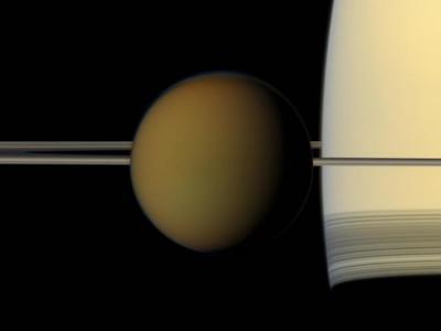 土卫六影像揭密 竟与地球极度相似