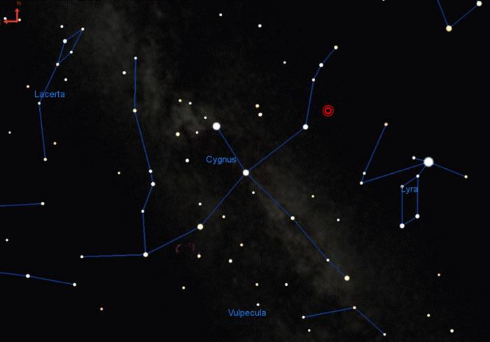 2022年1800光年外天鹅座附近的双恒星系统KIC 9832227将会相撞爆发超新星