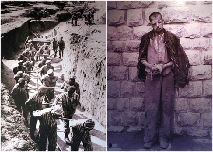 囚犯的生活极为难苦,不少囚犯被打至重伤。